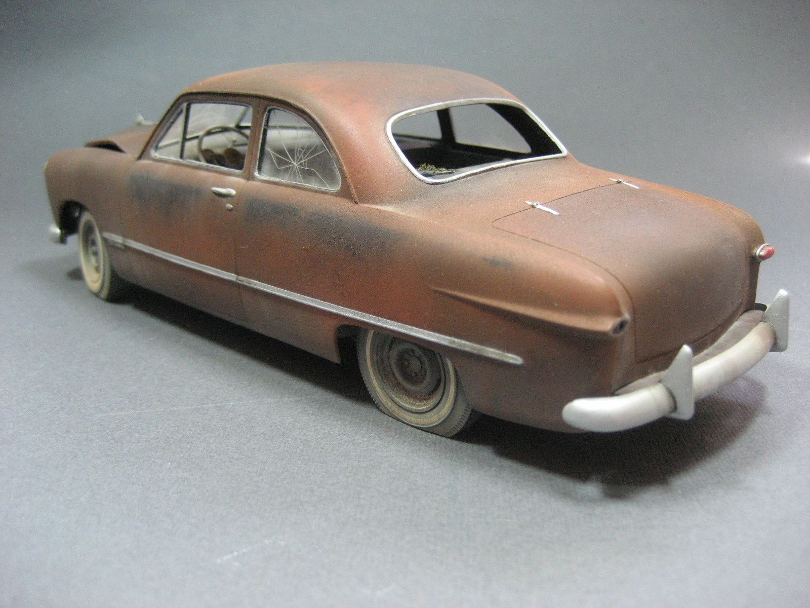 1949 Ford Coupe | PlasticPanzers com