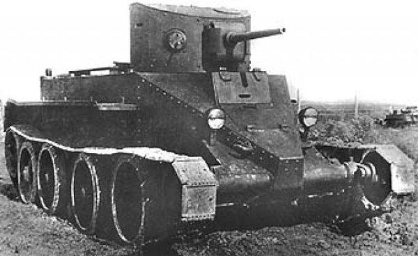BT-2 Model 1932